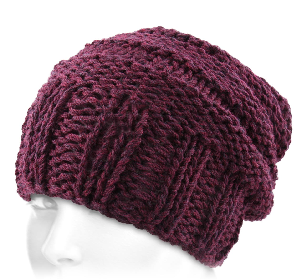 Bonnet Violet Claret mix